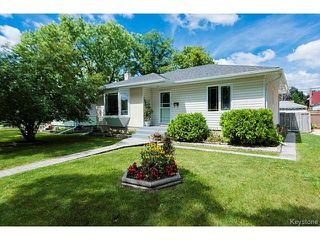 Photo 1: 119 Bank Avenue in WINNIPEG: St Vital Residential for sale (South East Winnipeg)  : MLS®# 1419669