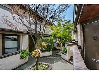 "Photo 12: 1724 CYPRESS Street in Vancouver: Kitsilano Townhouse for sale in ""CYPRESS MEWS"" (Vancouver West)  : MLS®# V1083303"