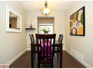 Photo 4: 117 19551 66 Avenue in : Clayton Townhouse for sale (Cloverdale)  : MLS®# F1225208