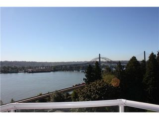 Photo 1: # 1106 69 JAMIESON CT in New Westminster: Fraserview NW Condo for sale : MLS®# V1084785