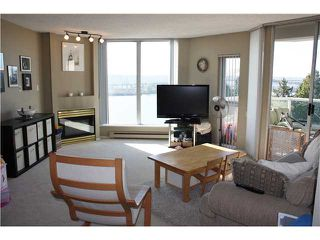 Photo 2: # 1106 69 JAMIESON CT in New Westminster: Fraserview NW Condo for sale : MLS®# V1084785