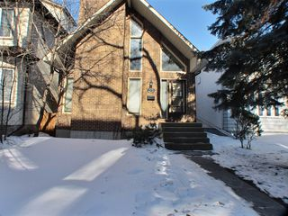 Photo 1: 523 Jessie Avenue in Winnipeg: Fort Rouge / Crescentwood / Riverview Residential for sale (South Winnipeg)  : MLS®# 1504907