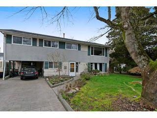 Main Photo: 4883 44B AV in Ladner: Ladner Elementary House for sale : MLS®# V1106583