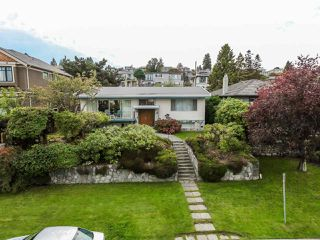 Photo 1: 4709 HAGGART STREET in Vancouver: Quilchena House for sale (Vancouver West)  : MLS®# R2006969