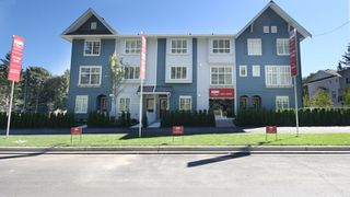 Photo 1: 113 5858 142 ST in Surrey: Sullivan Station Townhouse for sale : MLS®# N/A