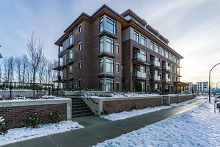 Photo 2: 108 262 SALTER STREET in New Westminster: Queensborough Condo for sale : MLS®# R2130036