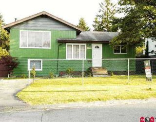 Photo 1: 14398 MELROSE Drive in Surrey: Bolivar Heights House for sale (North Surrey)  : MLS®# F2701265