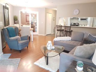 Photo 2: 122 19528 FRASER HIGHWAY in Surrey: Cloverdale BC Condo for sale (Cloverdale)  : MLS®# R2289565