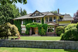 Photo 1: 4688 CONNAUGHT DRIVE in Vancouver: Shaughnessy House for sale (Vancouver West)  : MLS®# R2377339