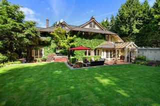Photo 20: 4688 CONNAUGHT DRIVE in Vancouver: Shaughnessy House for sale (Vancouver West)  : MLS®# R2377339