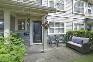 Photo 1: 4176 WELWYN Street in Vancouver: Victoria VE Townhouse for sale (Vancouver East)  : MLS®# R2408608