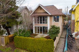 Main Photo: 1983 - 1985 CREELMAN Avenue in Vancouver: Kitsilano House Duplex for sale (Vancouver West)  : MLS®# R2429999