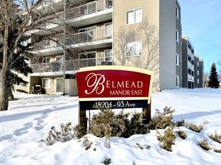 Photo 1: 109 18204 93 Avenue in Edmonton: Zone 20 Condo for sale : MLS®# E4187233