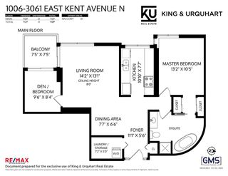"""Photo 34: 1006 3061 E KENT NORTH Avenue in Vancouver: South Marine Condo for sale in """"THE PHOENIX"""" (Vancouver East)  : MLS®# R2484873"""