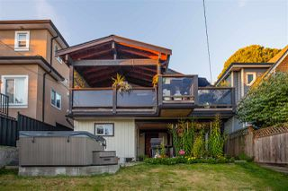 Photo 35: 3184 E 8TH AVENUE in Vancouver: Renfrew VE House for sale (Vancouver East)  : MLS®# R2508209