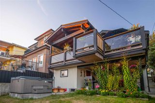 Photo 33: 3184 E 8TH AVENUE in Vancouver: Renfrew VE House for sale (Vancouver East)  : MLS®# R2508209