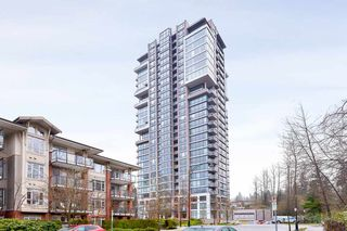 "Main Photo: 2407 301 CAPILANO Road in Port Moody: Port Moody Centre Condo for sale in ""THE RESIDENCES - SUTER BROOK"" : MLS®# R2529841"