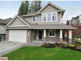 Photo 1: 36547 LESTER PEARSON Way in Abbotsford: Abbotsford East House for sale : MLS®# F1206962