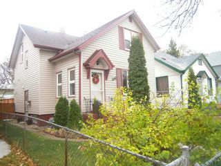 Photo 1: 656 Banning Street in WINNIPEG: West End / Wolseley Residential for sale (West Winnipeg)  : MLS®# 1221706