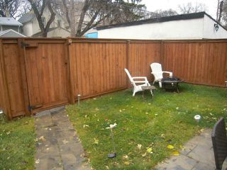 Photo 19: 656 Banning Street in WINNIPEG: West End / Wolseley Residential for sale (West Winnipeg)  : MLS®# 1221706