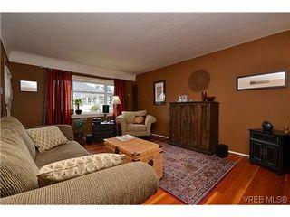 Photo 6: 1725 Lillian Road in VICTORIA: Vi Fairfield East Strata Duplex Unit for sale (Victoria)  : MLS®# 317751
