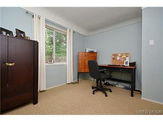 Photo 18: 1725 Lillian Rd in VICTORIA: Vi Fairfield East Half Duplex for sale (Victoria)  : MLS®# 627033