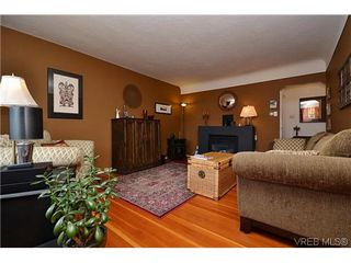 Photo 7: 1725 Lillian Rd in VICTORIA: Vi Fairfield East Half Duplex for sale (Victoria)  : MLS®# 627033