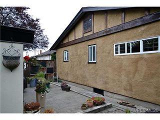 Photo 5: 1725 Lillian Road in VICTORIA: Vi Fairfield East Strata Duplex Unit for sale (Victoria)  : MLS®# 317751