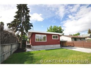 Main Photo: 879 Cadder Avenue in Kelowna: Kelowna South Residential Detached for sale (Central Okanagan)  : MLS®# 10020235