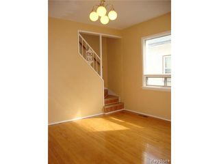 Photo 6: 915 BOYD Avenue in WINNIPEG: North End Residential for sale (North West Winnipeg)  : MLS®# 1319545