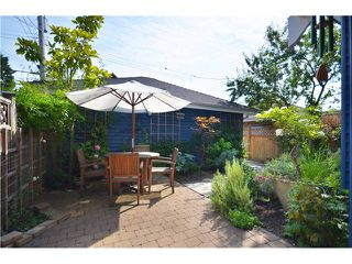 Photo 11: 1730 E 7TH Avenue in Vancouver: Grandview VE House 1/2 Duplex for sale (Vancouver East)  : MLS®# V1026490