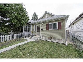 Photo 2: 369 Inglewood Street in WINNIPEG: St James Residential for sale (West Winnipeg)  : MLS®# 1320834