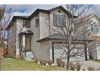 Photo 1: 201 TUSCANY RAVINE TC NW in CALGARY: Tuscany House for sale (Calgary)  : MLS®# C3565814