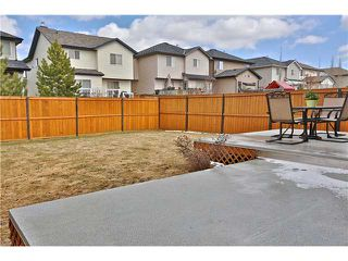 Photo 9: 201 TUSCANY RAVINE TC NW in CALGARY: Tuscany House for sale (Calgary)  : MLS®# C3565814
