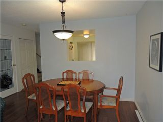 Photo 4: 508 LEHMAN PL in Port Moody: North Shore Pt Moody Townhouse for sale : MLS®# V1023491