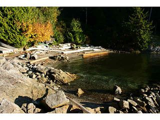 Photo 2: 1767 FRANCES Walk: Bowen Island Land for sale : MLS®# V1080284