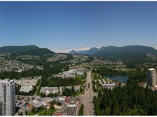 Photo 1: # 4106 1188 PINETREE WY in Coquitlam: North Coquitlam Condo for sale : MLS®# V1132000