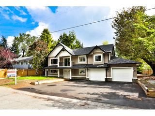 Main Photo: 4012 - 202 St in Langley: Brookswood House for sale