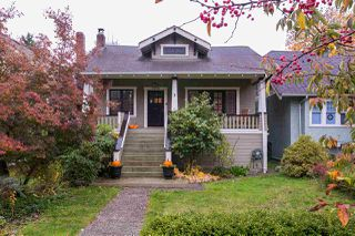 Photo 1: 2256 W 37TH AVENUE in Vancouver: Kerrisdale House for sale (Vancouver West)  : MLS®# R2118837
