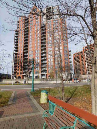 Main Photo: 504 9020 JASPER Avenue in Edmonton: Zone 13 Condo for sale : MLS®# E4168395