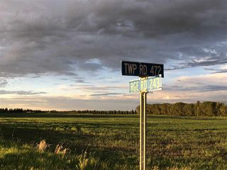 Photo 2: Twp Rd 272 Hwy 2A: Rural Wetaskiwin County Rural Land/Vacant Lot for sale : MLS®# E4171347