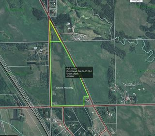Photo 1: Twp Rd 272 Hwy 2A: Rural Wetaskiwin County Rural Land/Vacant Lot for sale : MLS®# E4171347