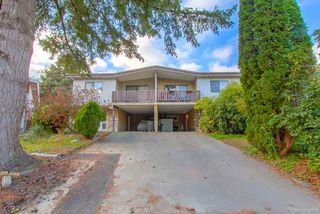 Main Photo: 5607 DONOVAN Avenue in Burnaby: Burnaby Lake House 1/2 Duplex for sale (Burnaby South)  : MLS®# R2401235
