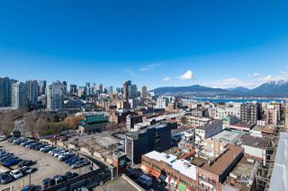 Photo 13: 1801 188 KEEFER STREET in Vancouver: Downtown VE Condo for sale (Vancouver East)  : MLS®# R2413461