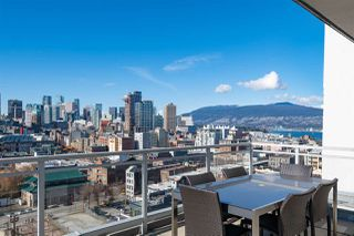 Photo 2: 1801 188 KEEFER STREET in Vancouver: Downtown VE Condo for sale (Vancouver East)  : MLS®# R2413461