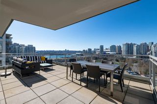 Photo 1: 1801 188 KEEFER STREET in Vancouver: Downtown VE Condo for sale (Vancouver East)  : MLS®# R2413461