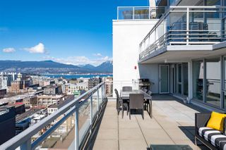 Photo 4: 1801 188 KEEFER STREET in Vancouver: Downtown VE Condo for sale (Vancouver East)  : MLS®# R2413461