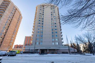Photo 2: 1603 10909 103 Avenue in Edmonton: Zone 12 Condo for sale : MLS®# E4190641
