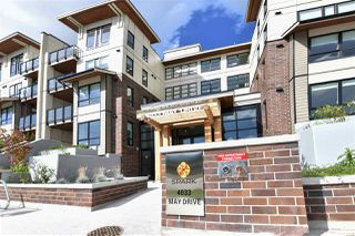"""Photo 2: 434 4033 MAY Drive in Richmond: West Cambie Condo for sale in """"SPARK"""" : MLS®# R2490470"""