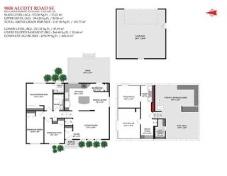 Photo 32: 9808 ALCOTT Road SE in Calgary: Acadia Detached for sale : MLS®# A1032745